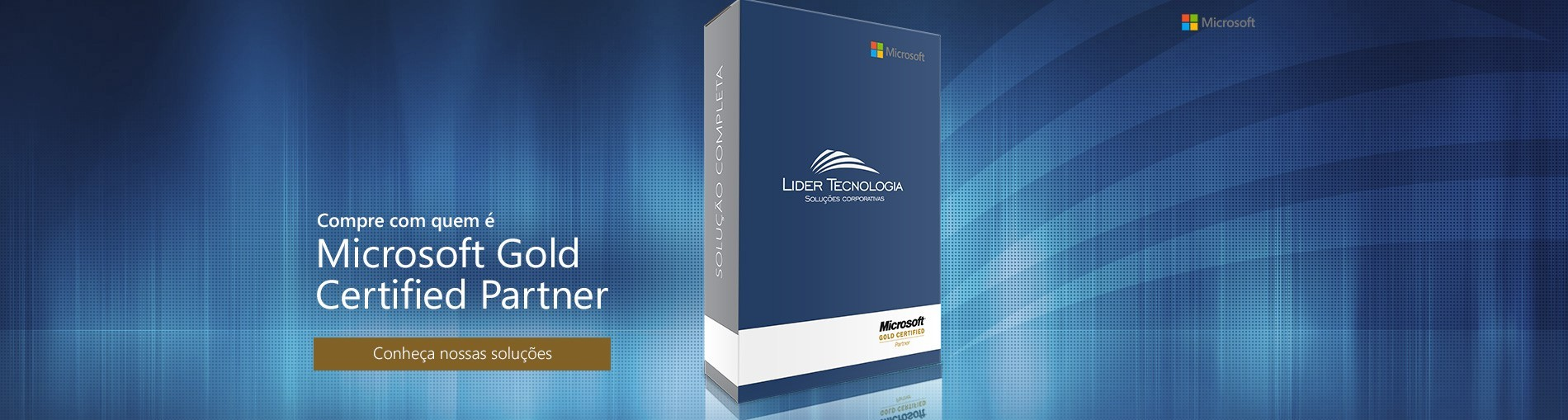 Lider Microsoft Gold Certified Partner